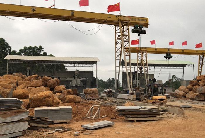 石材加工厂设备